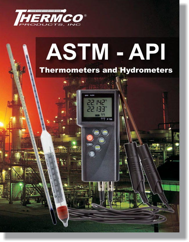Thermco ASTM-API Catalog