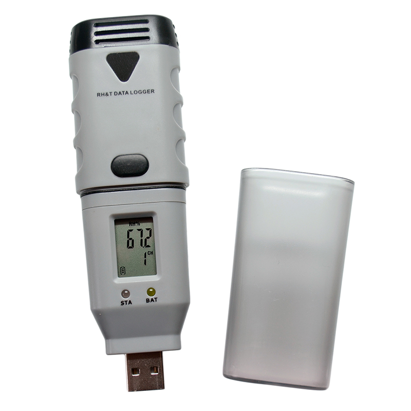 Temp & Humidity Data Loggers