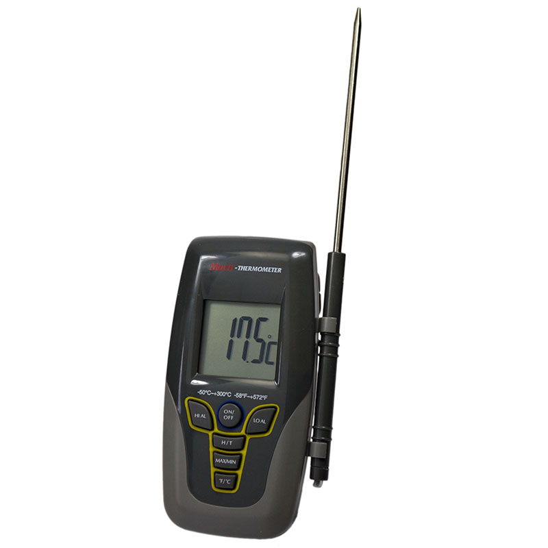 Thermco ACC550DIG NIST POCKET Digitial Thermometer