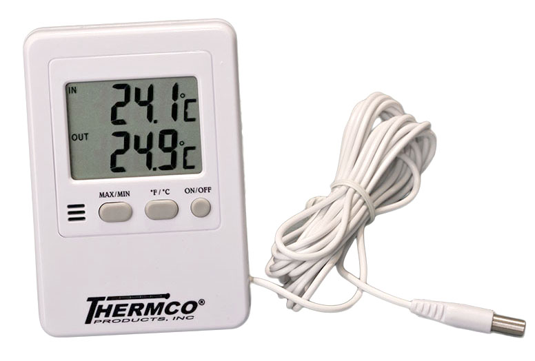 Thermco ACC800DIG INDOOR/OUTDOOR Digital Thermometer