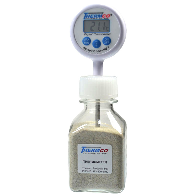 Thermco Lollipop Digital Bottle Thermometer ACC304REFS ACC304INCS ACC304AMBS
