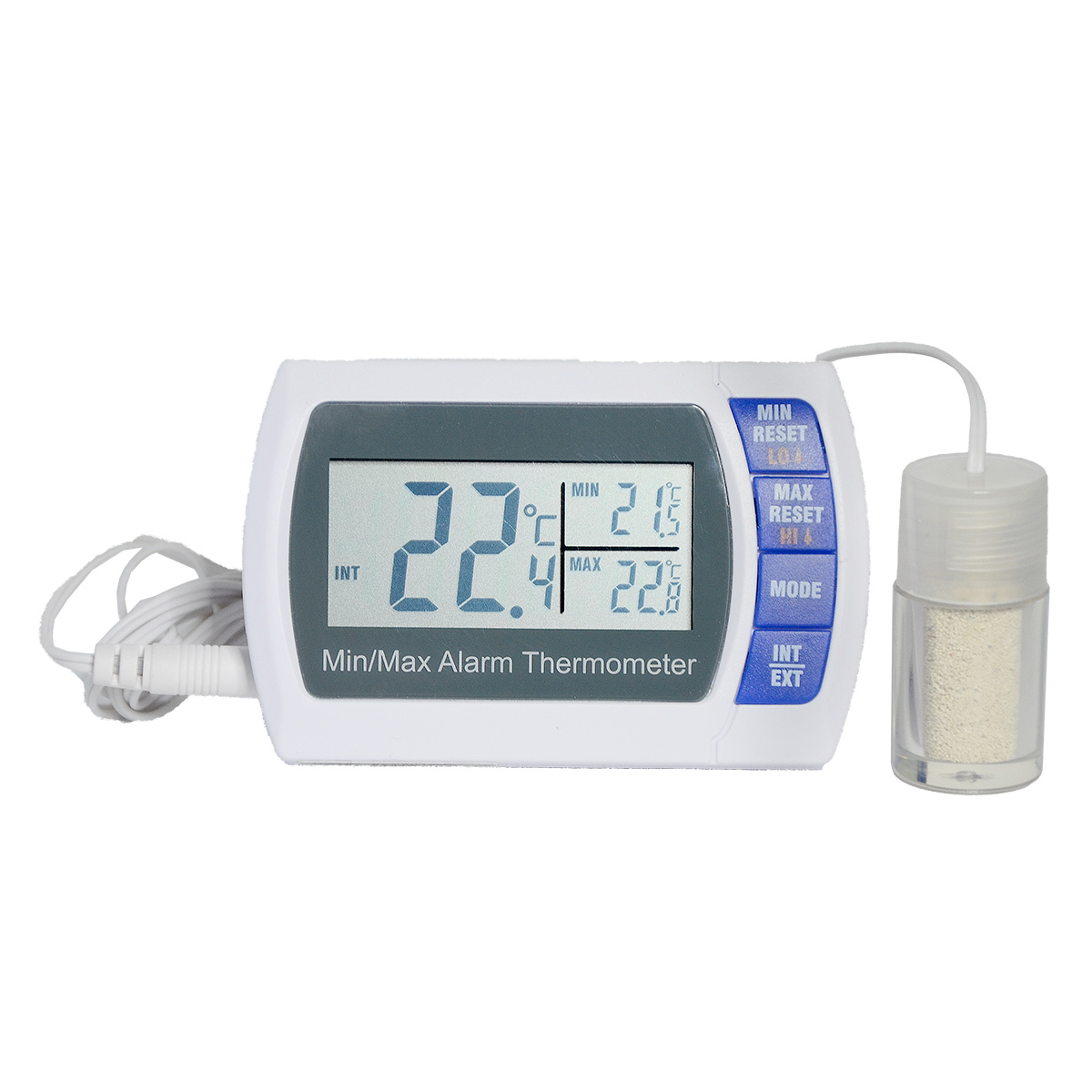 Thermco Digital Bottle MIN-MAX ALARM Thermometer Kit ACC850WB