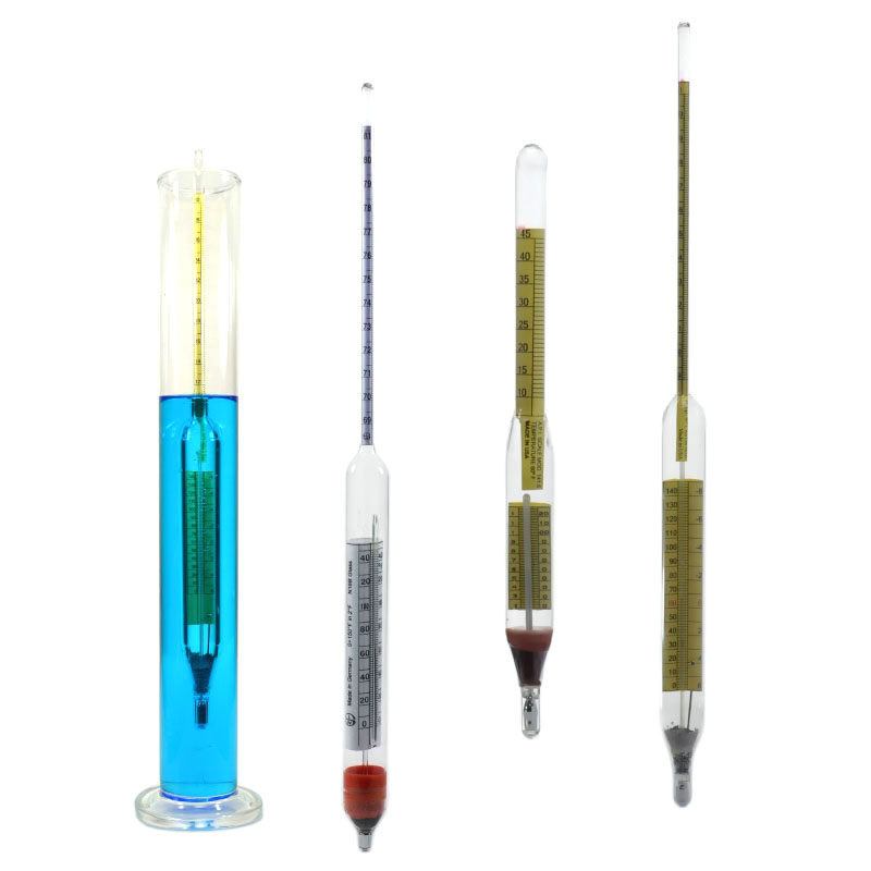 Glass & Plastic Hydrometers