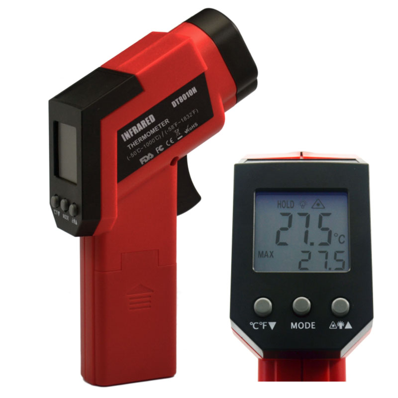 TCT8010H Infrared Thermometer