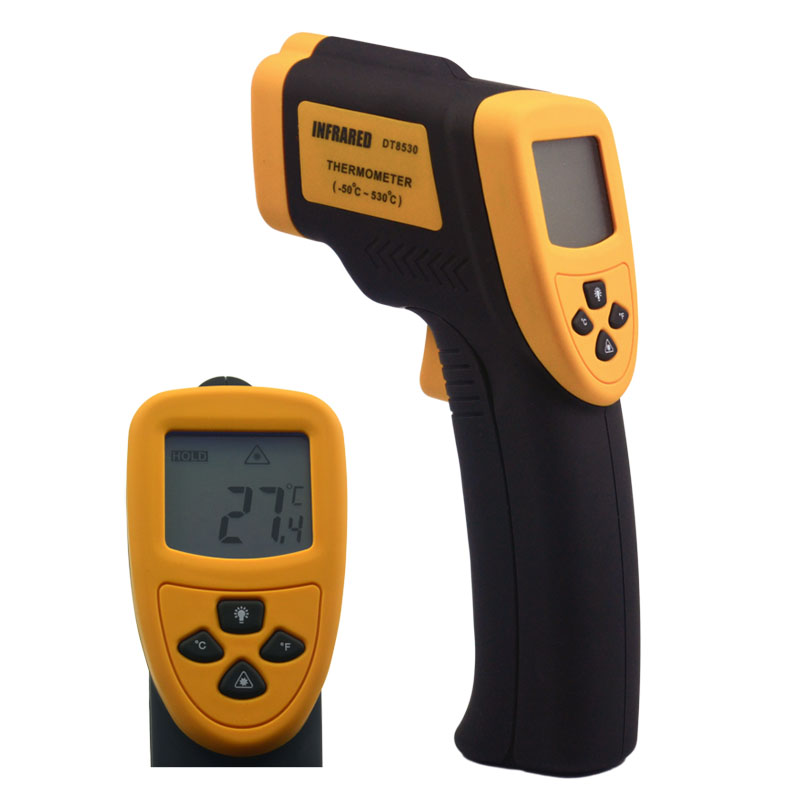 Infrared-Thermometers