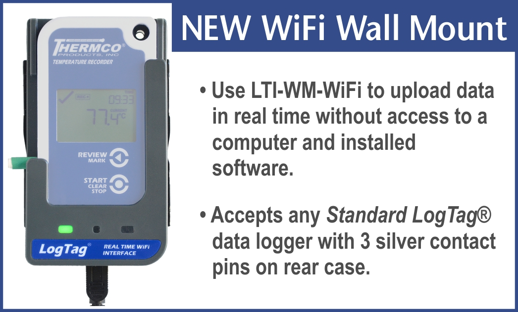 LTI-WM-WiFi Wall-Mount