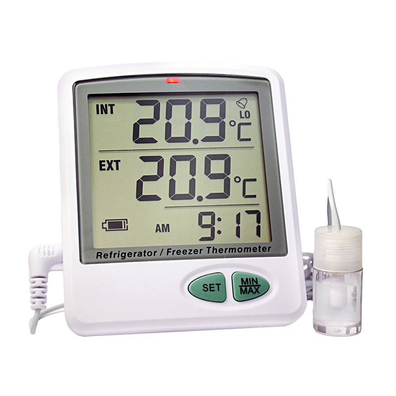Software-Less Temperature Data Logger