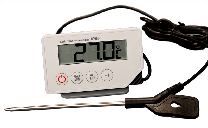 Thermco ACCD101DIG Waterproof Digital Thermometer