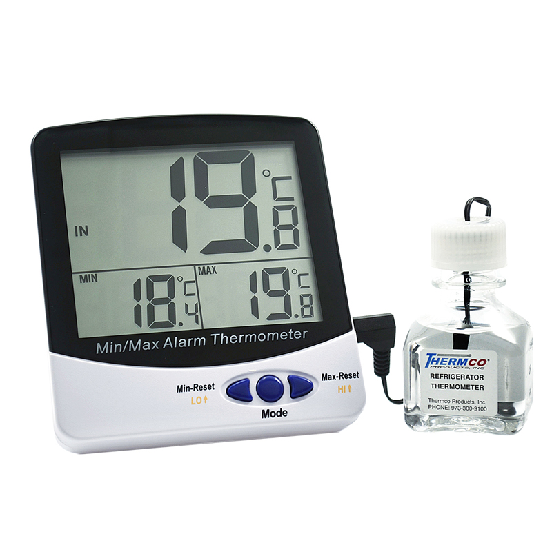 Digital Bottle Thermometers
