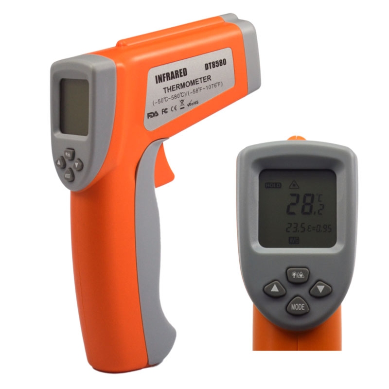 TCT8580 Infrared Thermometer
