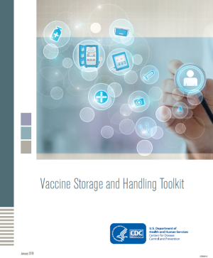 cover of Vaccine Storage and Handling Toolkit